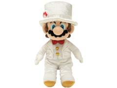 "Super Mario Groom Mario 16"" Plush"