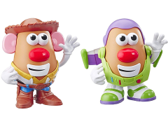 Toy Story 4 Mr. Potato Head Woody & Buzz
