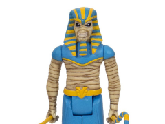 Iron Maiden ReAction Eddie (Powerslave) Figure (2nd Production Run)