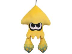 """Splatoon Yellow Inkling Squid 9"""" Plush"""