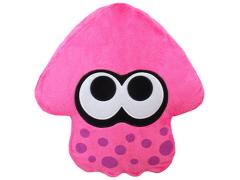 Splatoon Pink Inkling Squid Pillow