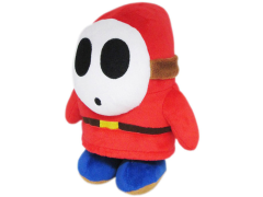 "Super Mario Shy Guy 6"" Plush"