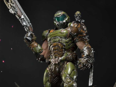 DOOM Eternal Ultimate Museum Masterline Doom Slayer 1/3 Scale Statue