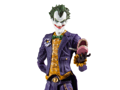 Batman: Arkham Asylum DC Multiverse The Joker Figure