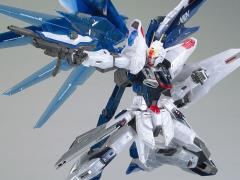 Gundam MG 1/100 Freedom Gundam Ver.2.0 [Clear Color] (The Gundam Base Limited) Exclusive Model Kit