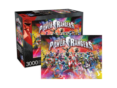 Power Rangers 3000-Piece Puzzle