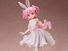 Puella Magi Madoka Magica Madoka Kaname (Rabbit Ears Ver.) 1/4 Scale Figure