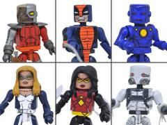Marvel Minimates Wave 80 Set of 3 Two-Packs