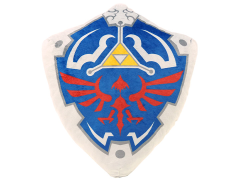 The Legend of Zelda: Breath of the Wild Hylian Shield Pillow