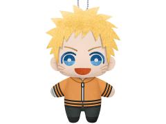 "Naruto 6"" Plush Keychain"