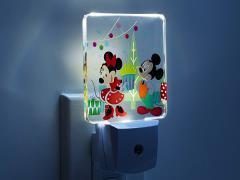Disney Mickey & Minnie Mouse Nightlight