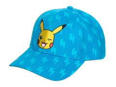 Pokemon Pikachu Snapback Hat