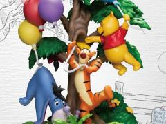 Winnie the Pooh D-Stage DS-053 Pooh With Friends Statue