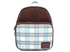 Harry Potter Hogwarts Plaid Mini Convertible Backpack
