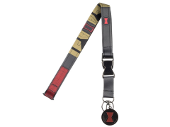 Marvel Black Widow Suit Up Lanyard