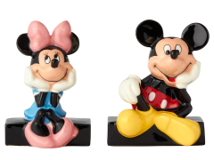 Disney Mickey & Minnie Mouse Salt & Pepper Shaker Set