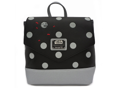 Star Wars Death Star Polka Dot Mini Backpack