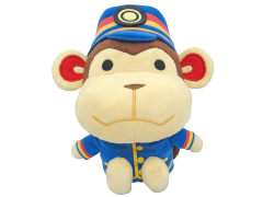 "Animal Crossing Porter 7"" Plush"