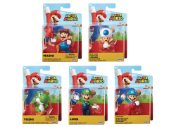"World of Nintendo 2.50"" Wave 23 Set of 5 Figures"