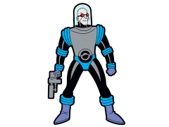 Batman: The Animated Series Mr. Freeze Mega-Mega Magnet