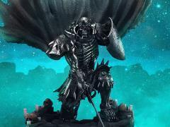 Berserk Skull Knight (Metallic Silver) 1/4 Scale Statue
