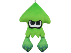 "Splatoon Green Inkling Squid 9"" Plush"
