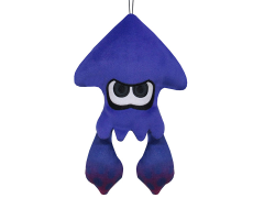 "Splatoon Blue Inkling Squid 9"" Plush"