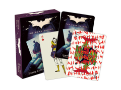 DC Comics The Dark Knight Joker Playing Cards