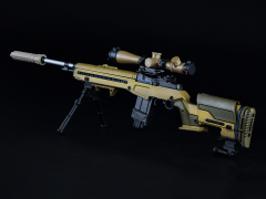 Doom's Day Kit IV (06023B) 1/6 Scale Weapon Set