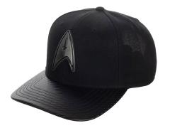 Star Trek Metal Weld Pre-Curved Snapback Hat