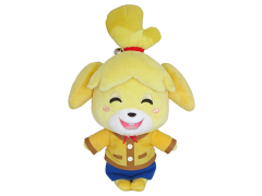 "Animal Crossing Smiling Isabelle 6"" Plush"