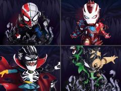 Spider-Man: Maximum Venom Mini Egg Attack MEA-018 Venomized Four-Pack