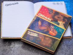 Gremlins 3D Notebook