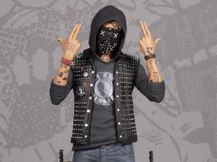 Watch Dogs 2 Hacktivist Wrench 1/4 Scale Limited Edition Statue