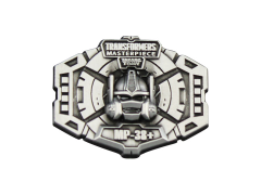 Transformers Masterpiece MP-38+ Burning Convoy Collectible Pin