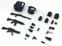 DH-E001A Assault 1/12 Scale Action Figure Equipment Set