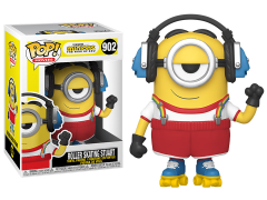 Pop! Movies: Minions 2 - Roller Skating Stuart