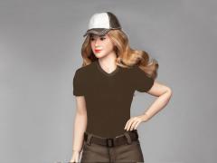 SMcG Basics Shorts (Green) 1/6 Scale Accessory Set