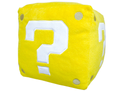 Super Mario Coin Box Pillow