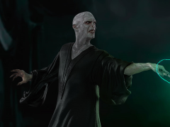 Harry Potter Battle Diorama Series Voldemort 1/10 Art Scale Limited Edition Statue