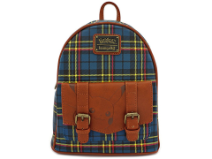 Pokemon Pikachu Plaid Pocket Mini Backpack