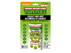 Teenage Mutant Ninja Turtles Adventure Bones Dice Game