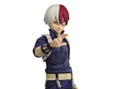 My Hero Academia Texture Vol.3 Shoto Todoroki