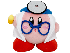 "Kirby Doctor 5"" Plush"