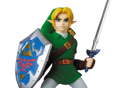 The Legend of Zelda Ultra Detail Figure No.564 Link (Ocarina of Time)
