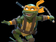 TMNT Q-Fig Michelangelo