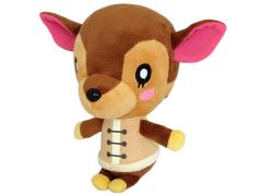 """Animal Crossing Fauna 7"""" Plush"""