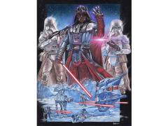 Star Wars Vader at Hoth Limited Edition Lithograph