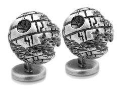 Star Wars 3D Death Star II Cufflinks