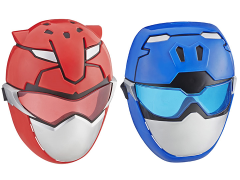 Power Rangers Beast Morphers Set of 2 Ranger Masks